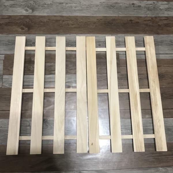 ダイソーの木材について②形状の種類7