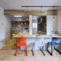 自分好みのキッチンで楽しくお料理したい♡戸建てリノベーションで叶える理想のキッチン