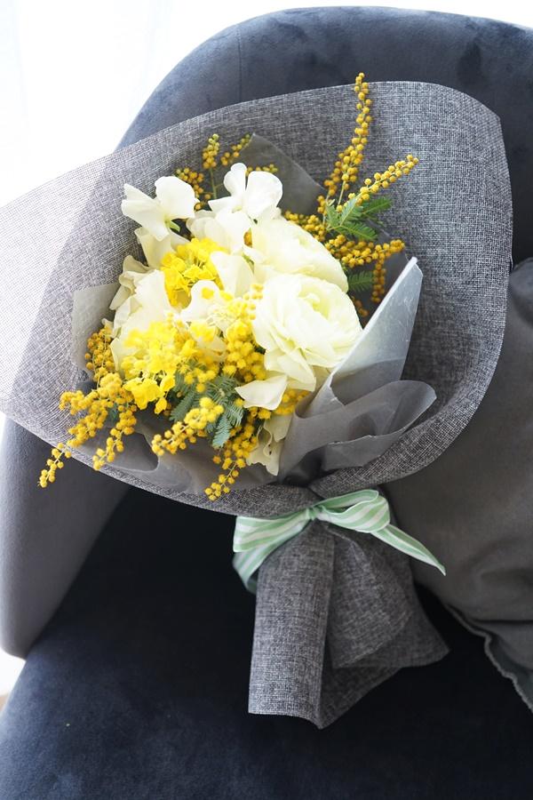 花 贈り物