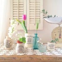 春こそ「花のある暮らし」を♪お部屋に馴染むおしゃれな花の飾り方