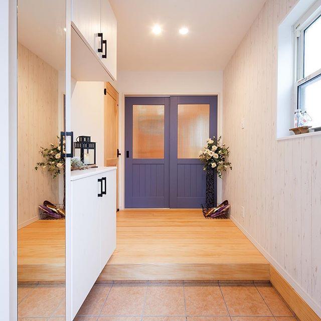 玄関 ドア2