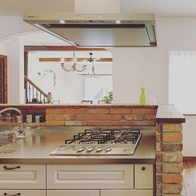 プロヴァンス風のキッチン2
