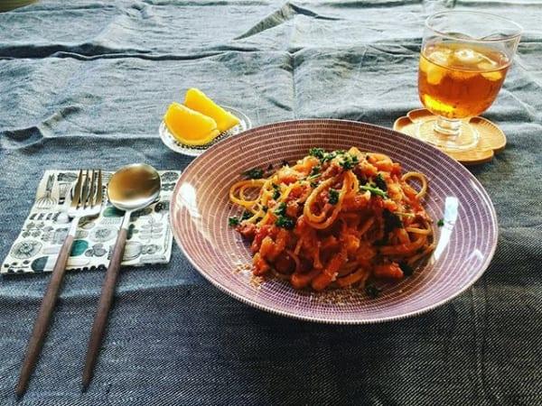 パスタを一段と美味しく見せる方法15選10