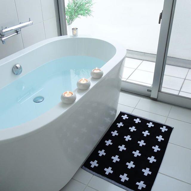 モダン&シンプルなバスルーム2
