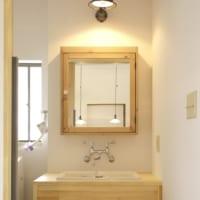 おしゃれな洗面所で身支度したい♪センスを感じるリノベーションの実例