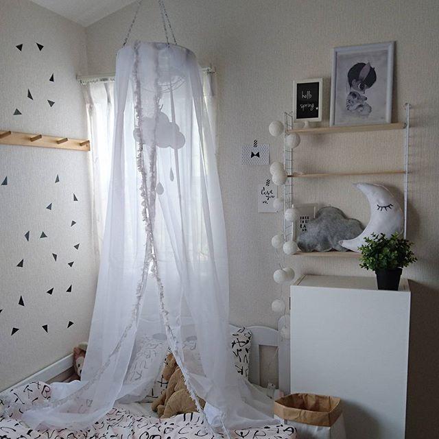 女の子の子供部屋2