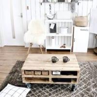 リラックス空間にマストな家具!ローテーブルのあるリビングインテリア