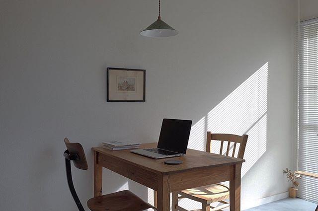 ワンルーム 狭い部屋 書斎3
