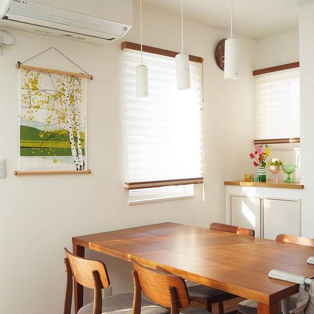 ダイニングテーブル 天板 素材 木目調