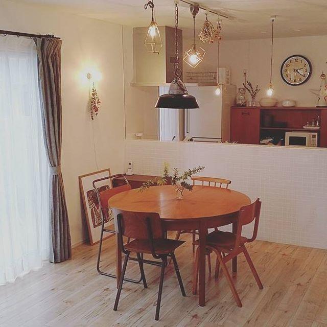 ダイニングテーブル 天板 円形