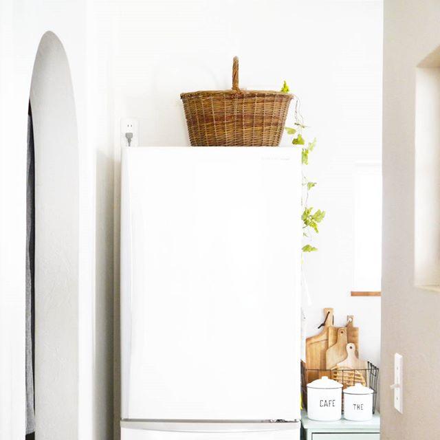 キッチン 収納 冷蔵庫5