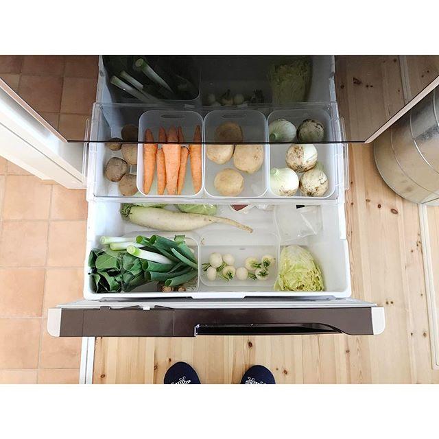 キッチン 収納 冷蔵庫4