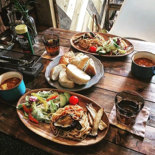 パスタを一段と美味しく見せる方法15選12