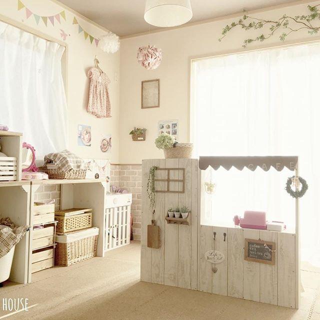 女の子の子供部屋14