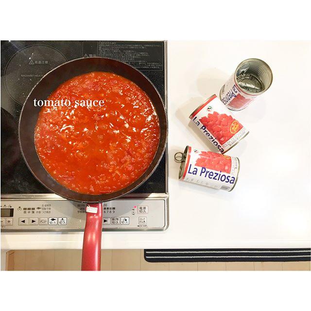 本場イタリア生まれのトマト缶