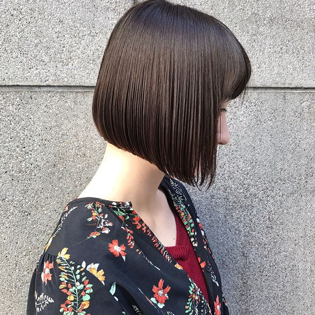 2019 モテる髪型 ボブ2
