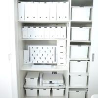すっきり無駄なく整理整頓♪ファイルボックスを活用した収納方法をご紹介