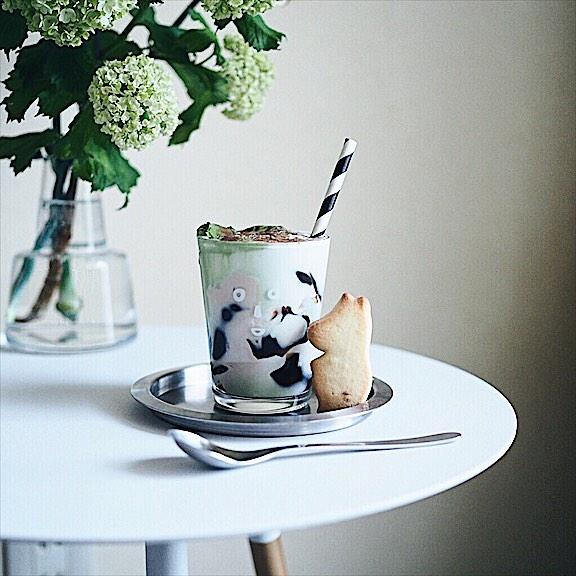 春を楽しむ方法 冷たいデザート