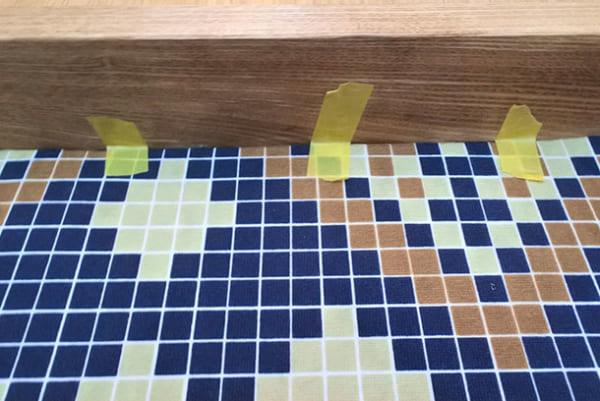 フェリシモ 【使ってみた】モザイクタイル風シートで玄関の床をイメチェン!11