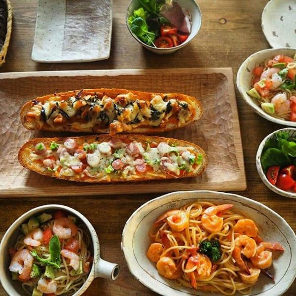 パスタを一段と美味しく見せる方法15選9