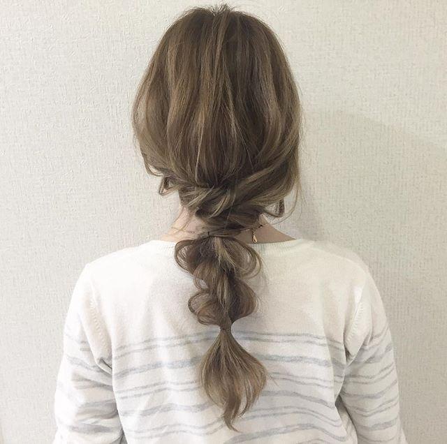 2019 モテる髪型 アレンジ
