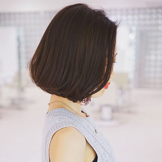 50代におすすめの髪型【2019年版】ボリュームを出してマイナス5