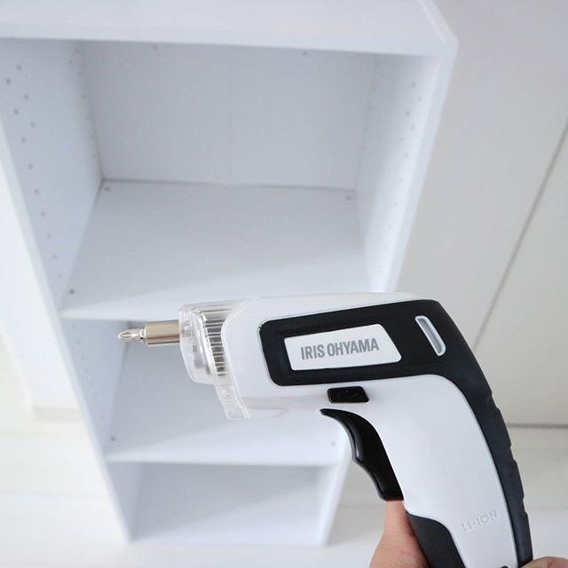 カラーボックス 机 DIY 材料