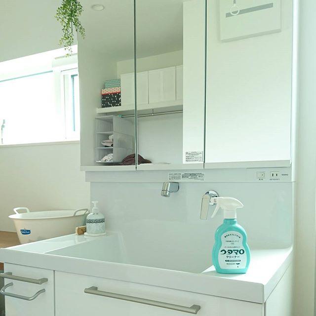 ウタマロクリーナー 洗面台