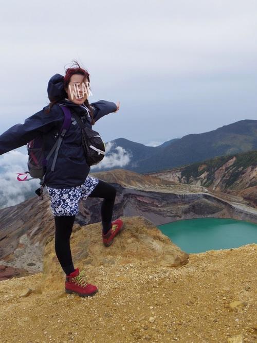 山登りコーデ 登山コーデ34