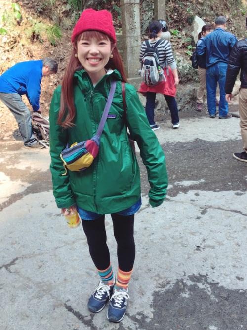 山登りコーデ 登山コーデ22