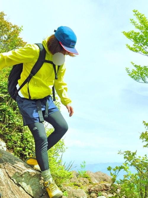 低山登山におすすめ:カラーコーデ