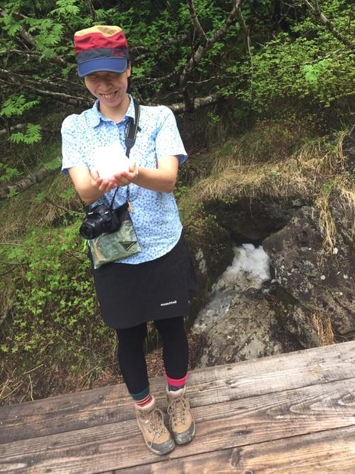 低山登山におすすめ:カジュアルコーデ