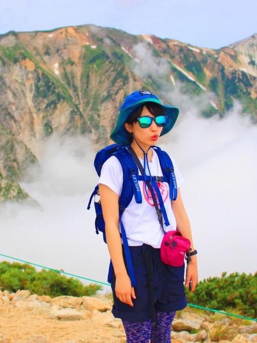 山登りコーデ 登山コーデ24