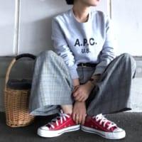 【2019春夏】赤スニーカーコーデ特集!おしゃれ女子の着こなし術を真似しよう♪