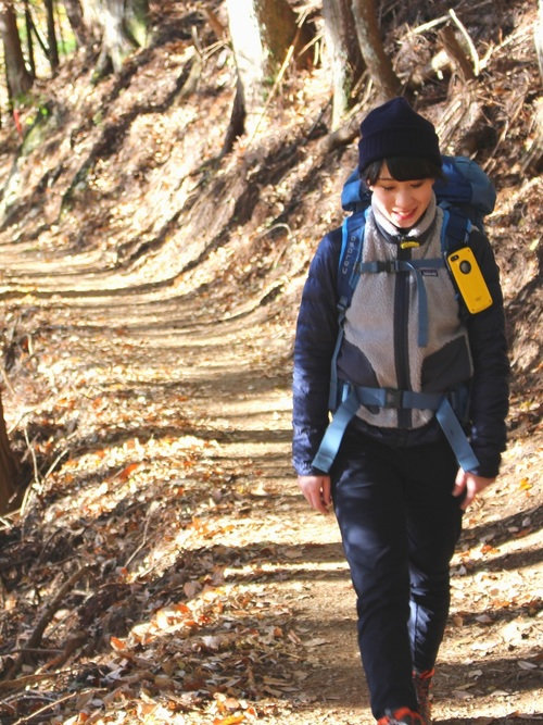 山登りコーデ 登山コーデ15