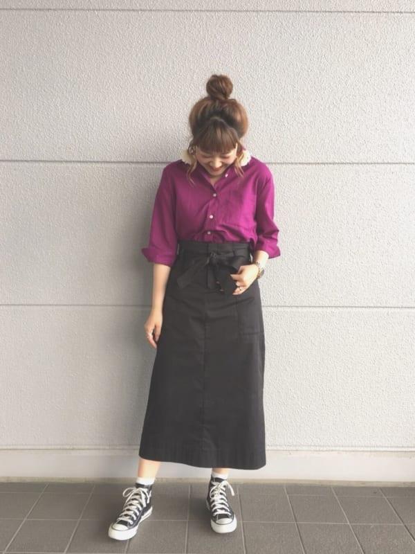 リネンシャツ11