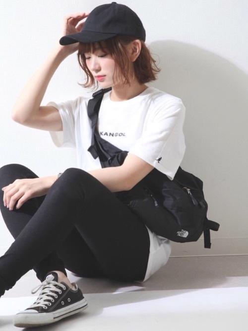 おすすめのトップス:Tシャツ2