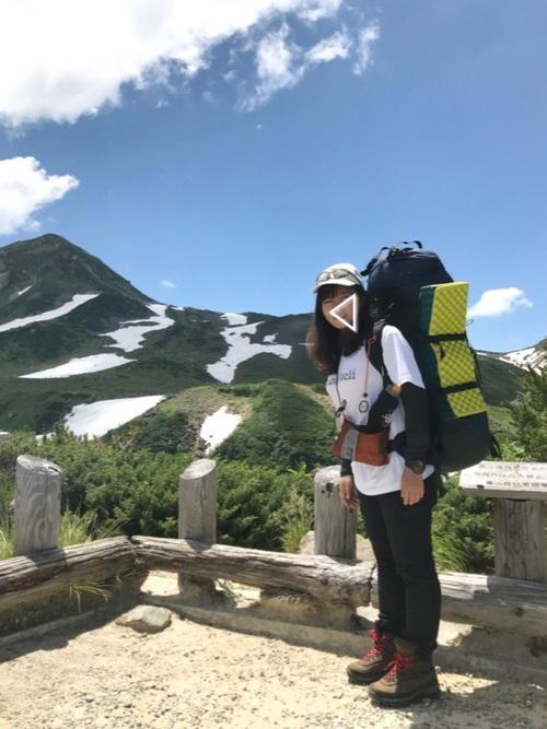 山登りコーデ 登山コーデ37