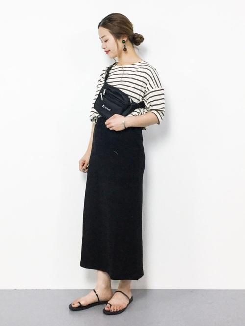 [merlot] ワッフルスカート759-1527