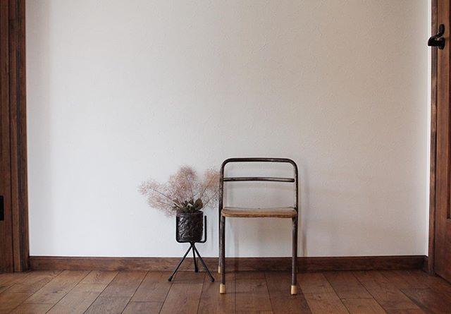 玄関 椅子