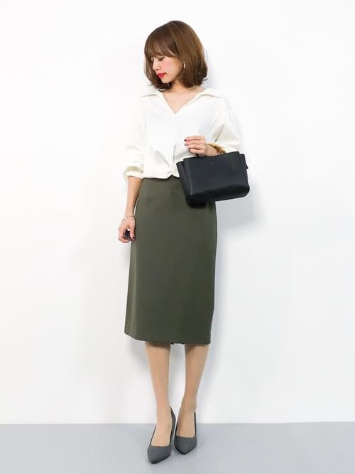 2WAYタイトスカート