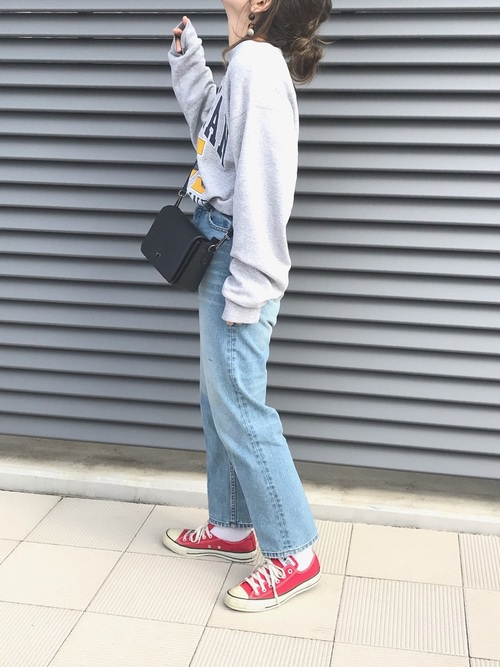 [CHAPTER WORLD] CONVERSE ALL STAR OX3