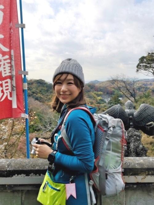 山登りコーデ 登山コーデ8