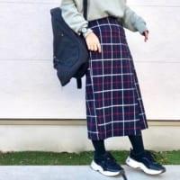 プチプラなのに履きやすい!【GUのスニーカー】で春のお散歩コーデ★