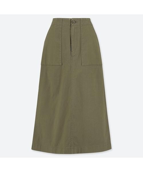 ベイカースカート(丈標準74~78cm)