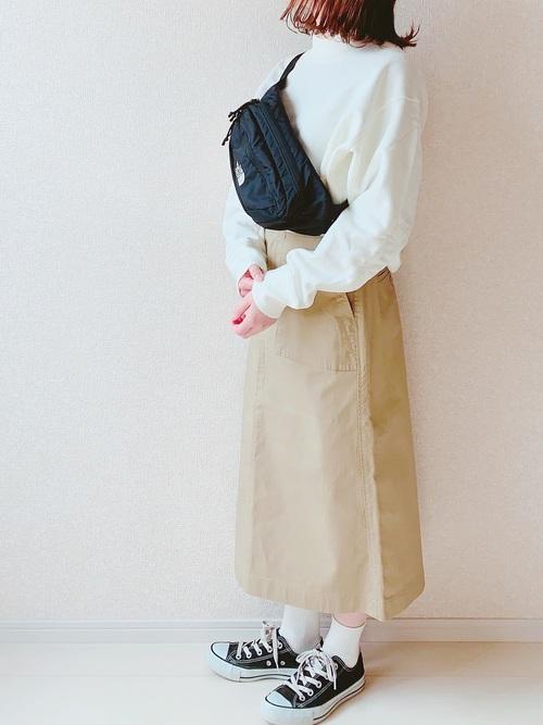 ベイカースカート(丈標準74~78cm)3