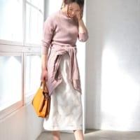 春コーデが垢抜ける!白パンツ&白スカートのおすすめコーデ15選