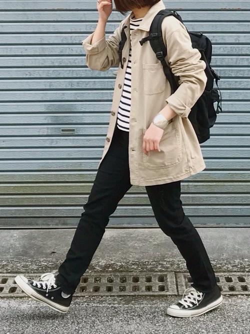 スケータールックがかわいい♡【X-girl】リュック