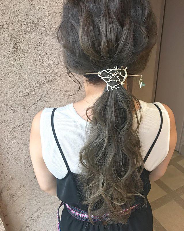 2019 モテる髪型 襟足