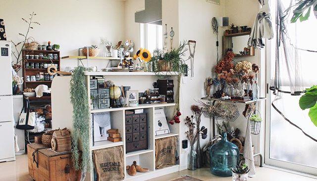 ワンルーム 狭い部屋 キッチンカウンター